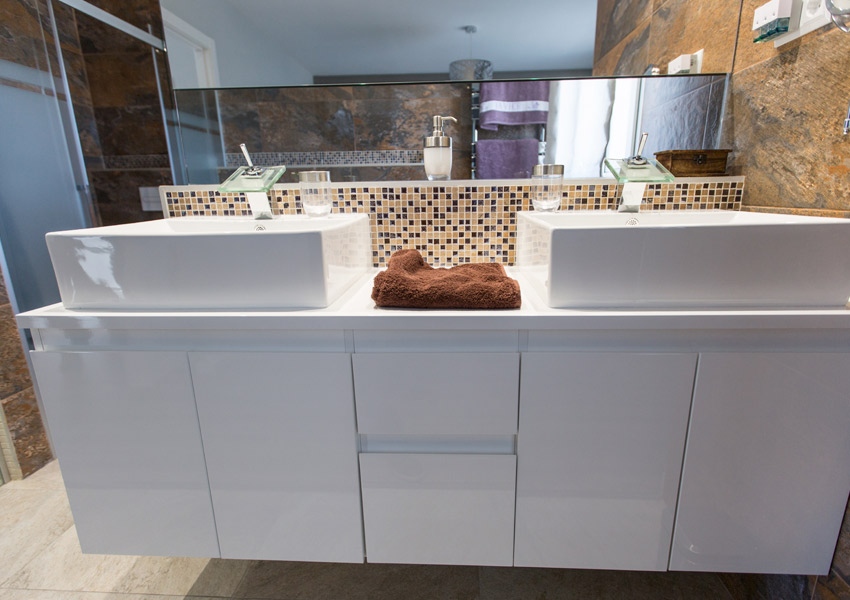 reforma baño pedrezuela