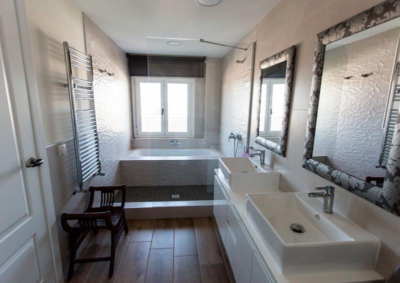 imagen baño reformado