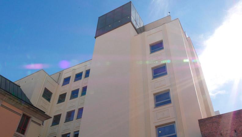 rehabilitacion de una fachada
