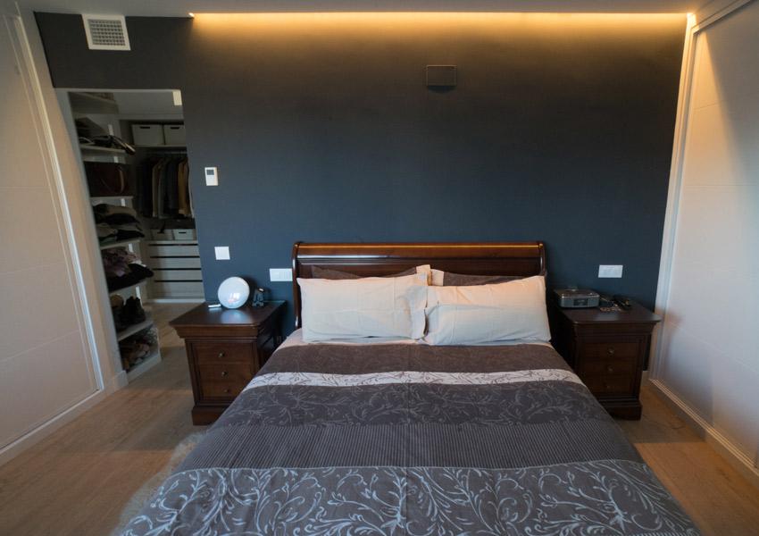 reforma de dormitorio principal