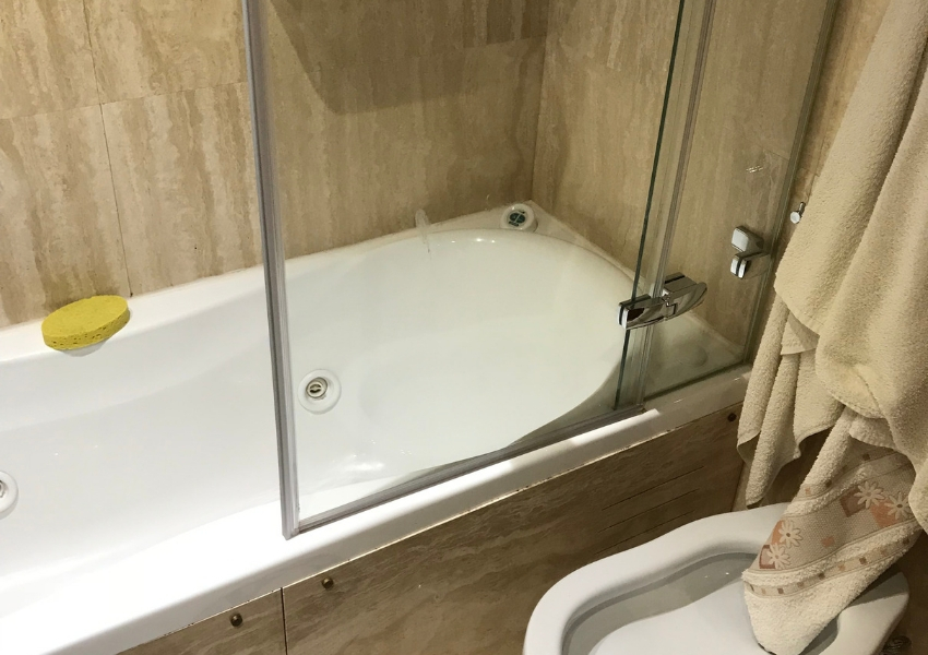 reformas dehesa vieja lavabo