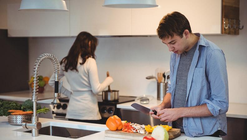principales opciones para cambiar nuestra encimera de cocina